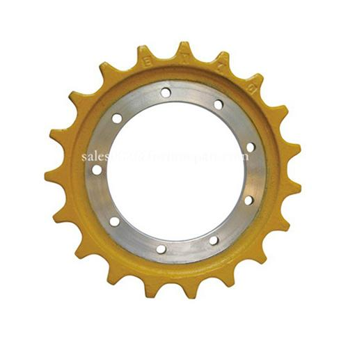 Undercarriage parts final drive sprocket